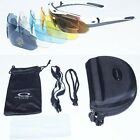New Cycling Riding Bicycle Bike UV400 Sports Sunglasses Eyewear Goggle 5 Lens