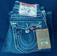 100% Authentic Mens True Religion Joey Super T Twisted boot cut Size 34