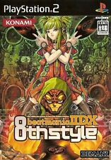 Beatmania IIDX 8th Style PS2 JAP NTSC BEMANI KONAMI