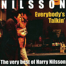 Everybody's Talkin': The Very Best of Harry Nilsson [Camden] UK CD 22 tracks