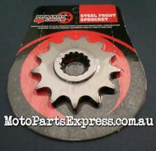 13 TOOTH FRONT SPROCKET KTM250 KTM 250  R  FREERIDE ALL YEARS       35713