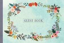 Guest Book : Illustrated Nature Edition (2016, Hardcover)
