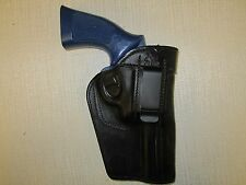 "S&W 686 & 586 - 357 mag, with 4"" barrel iwb, owb, ambidextrous revolver holster"