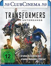 NICOLA/REYNOR,JACK/WAHLBERG,MARK PELTZ - TRANSFORMERS 4 SINGLE   BLU-RAY NEU