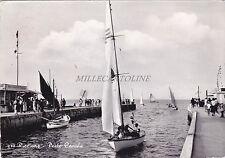 RICCIONE - Porto Canale 1956 2