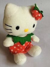 HELLO KITTY – TY/ SANRIO - 3 x CHARACTERS – SOFT PLUSH TOYS