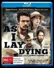 As I Lay Dying (BLU-RAY) James Franco, Region B