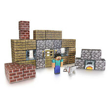 Minecraft Papercraft Shelter Set by Jazzwares