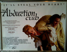 Cinema Poster: ABDUCTION CLUB, THE 2002 (V2 Quad) Edward Woodward Sophia Myles