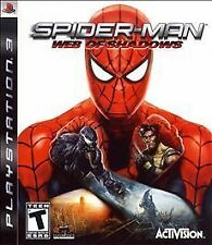 Spider-Man: Web of Shadows PS3 New Playstation 3