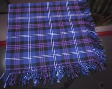 "New Heritage of Scotland Active Men 4 Way 48"" x 48"" Kilt's Fly Plaids"
