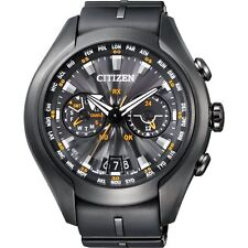 Citizen Eco-Drive Mens Promaster Satellite Wave Titanium Watch CC1075-05E
