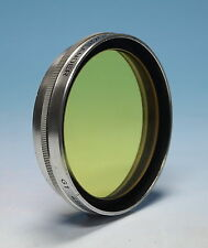 Voigtländer Farbfilter Gelb / Color-filter yellow - G1 49S/Screw-on - (100595)