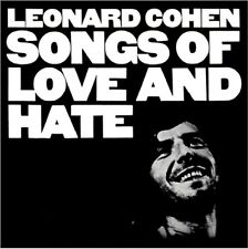 Leonard Cohen - Songs Of Love And Hate ( CD - Album - Paper Sleeve )