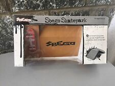 SBEGO SKATEPARK with Micro Board Playset#sealed  NIB