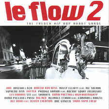 Le Flow, Vol. 2: The French Hip Hop Avant Garde - Various - CD - Free Postage