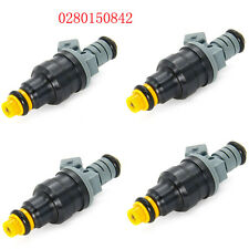 Set of 4 OE Fuel Injector 1600cc 152lb/hr For Mazda RX7 Chevy 0280150842
