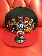 "Tokidoki ""Civil War"" Men's Snapback Hat (TH2)"