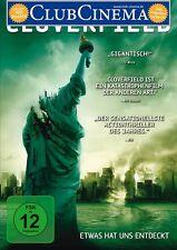 LIZZY/LUCAS,JESSICA/MILLER,T.J. CAPLAN - CLOVERFIELD   DVD NEU REEVES,MATT
