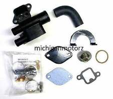 Genuine MerCruiser Inline Thermostat Housing Kit, GM 4 & 6 cyl. - 861493A07