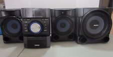 Sony MHC-EC909iP Mini Stereo Hi-Fi Component System w Subwoofer - No Remote