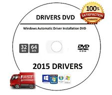 Windows 2015 Drivers DVD - Install Missing Driver For Window XP - 7 - 8  -10