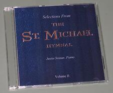 CATHOLIC MUSIC CD Instrumental Piano Selections by Justin Soutar Volume II