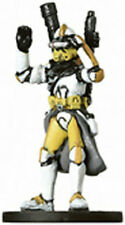 STAR WARS MINIATURES U CLONE TROOPER COMMANDER 10/60 RoS