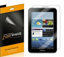 "3 X Clear LCD Guard Film Screen Protector for Samsung Galaxy Tab 2 7.0"" P3100"