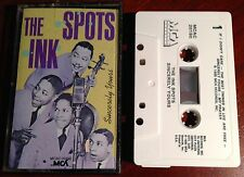 Sincerely Yours by The Ink Spots Cassette