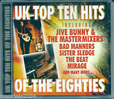 UK Top Ten Hits Of The Eighties (1999) CD NUOVO Limahl. Never ending story. Beat