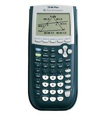 Texas Instruments TI84PLUS USB Advanced Graphic Calculator with Upto 30 Apps New