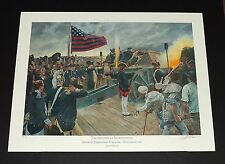 Don Troiani- Artillery Of Independence - Revolutionary War Print