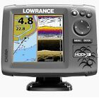 Lowrance Hook-5 Chartplotter/Fishfinder with Mid/High/downscan transducer