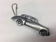 Rolls Royce Cloud 2 ref212 pewter effect car emblem on a zip puller