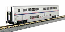 New Kato N Gauge 156-0954 Amtrak Superliner II Transition Sleeper Ph IVb 39027
