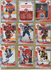 2016 UD NATIONAL HOCKEY CARD DAY - CANADA - FULL SET 17 -  Connor McDavid Rookie