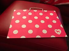 Victoria's secret * love pink * medium cadeau/sac à provisions