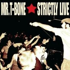 MR T-Bone - Strictly Live!  CD REGGAE Neuware