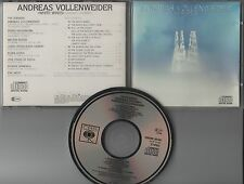 Andreas Vollenweider CD WHITE WINDS  (c) 1984 JAPAN NO BARCODE