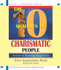 New 2 CD The 10 Qualities of charismatic People Nightingale Conant