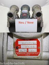 BONFIGLIOLI MVF 62/a a vite senza fine I = 45 Gearbox ingranaggi motore a ingranaggi