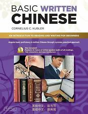 BASIC WRITTEN CHINESE - NEW PAPERBACK BOOK