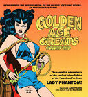 GOLDEN-AGE GREATS Vol. 2-Fox PHANTOM LADY -OOP- MATT BAKER ART 1940's