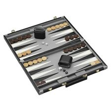 Backgammon Board Game in Carrying Case