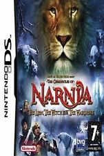 Chronicles of Narnia Lion The Witch and The Wardrobe Nintendo DS NDS New Game
