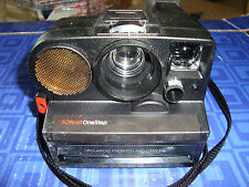 VINTAGE SONAR ONE STEP Polaroid Pronto Land Camera Instant Camera Tested