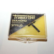 Transcribe #91 Diamond Phonograph Stylus Needle - Tetrad 13D