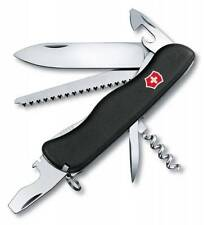 0.8363.3 Victorinox Swiss Army Pocket Knife Forester Black 083633 NEW IN BOX