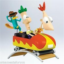 Hallmark 2011 Phineas and Ferb Disney Channel Ornament